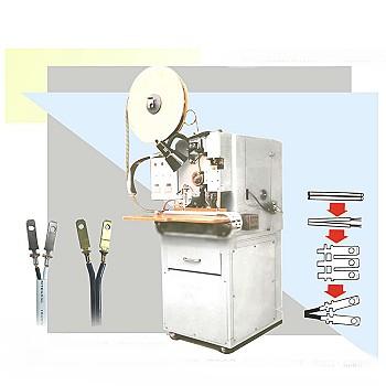 Multi-Function Auto Stripping & Crimping Machine