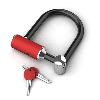 Single-button lock