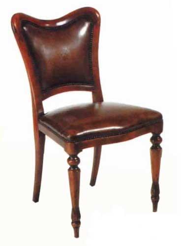 Fur chair