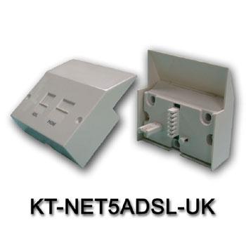 ADSL Splitter - WALL MOUNT UK Type