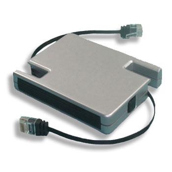 Cat. 5e Retractable Slim Flat Cable