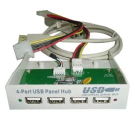 USB 1.1 USB Hub 3.5/5.25