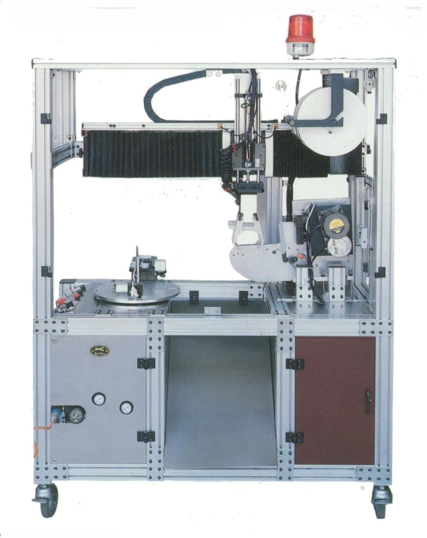(Cable) Automatic Winding & Tying Machine