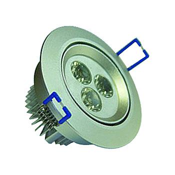 SP-B006 3x1W LED downlight