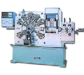 CNC Multi Slide Forming Machine