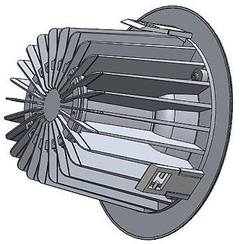 LEDInsertion Lamp