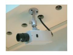 """SKY-1001SN/SP series, 1/3""""Mini color Camera"""