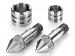 Piston . Screw Head