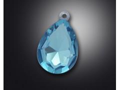 B drop shape acrylic rhinestone