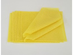 Egg roll wrappers for yellow floral pattern of sushi