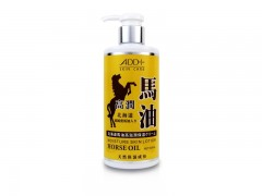 Mane Oil Moisture Skin Lotion
