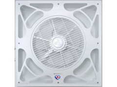 External duct energy saving fan