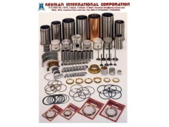 Auto parts - piston, ring set, liner