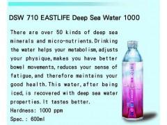 DSW 710EASTLIFE Deep Sea Water 1000