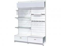 Small slatwall shelves(Wall use)