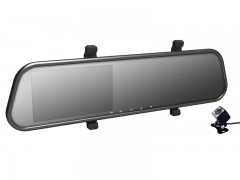 DVR integrated to your Rear View Mirror