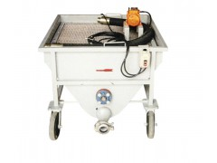 Square Hopper Mixer