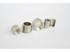 Precision CNC Turned Parts(Special Screw Nuts)