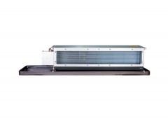 Water cooled ceiling recessed air conditioners