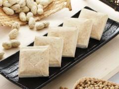 Peanut dried tofu