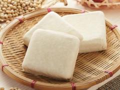 Original-flavor dried tofu