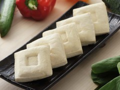Original-flavor medium dried tofu