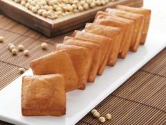 Spiced dried tofu