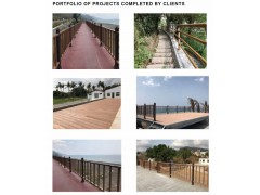 PORTFOLIO OF PROJECTS COMPLETED BY CLIENTS