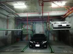 Oil rear suspension-3 Layers