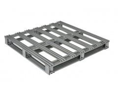 Regular Reinforced Single Type(Steel pallets)
