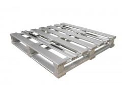 Factory Reinforced Single Type(Steel pallets)