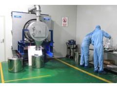 A corner of Graphene production line - RENX