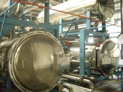 Hot Water Type Autoclave