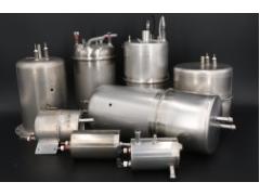 Deep-draw boiler