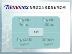 Heparin Active Pharmaceutical Ingredients and Heparin derivates