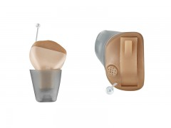 Digital Cloud ITC Hearing Aid (Left Ear)