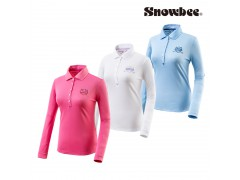 Snowbee Lady Long Classic Polo Shirt