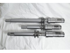 Six bolt slot shaft sleeve