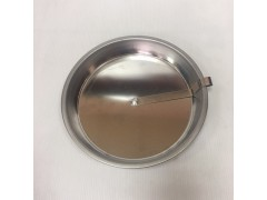 Cake Pan with Releaser Tin Plate Uncoated