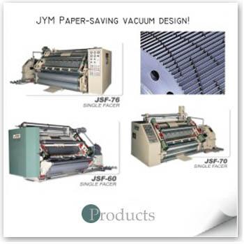Paper-saving type Single Facer