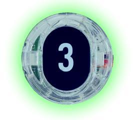 Otis Type Push Button