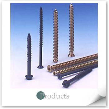 ISO 9002-Certified Special Fasteners