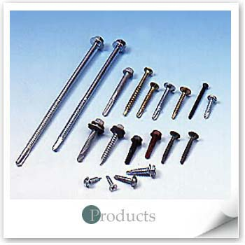 Specially-Coated Screws