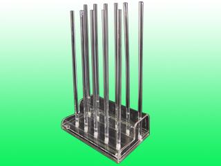 2-Tier Acrylic 11 Grips Display