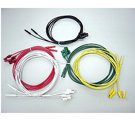Lead Wire with Clamp