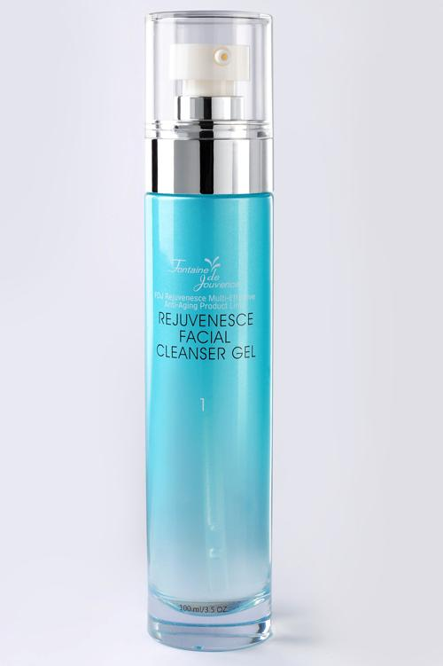 Rejuvenesce Facial Cleanser Gel