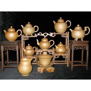 Golden Clay Series