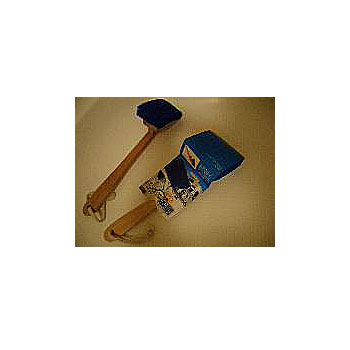 Cleaning brush for environmental-friendly washbasin