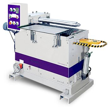 Double Axis Sheet Circular Forming Machine