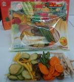 Integrated Vegetable Chips